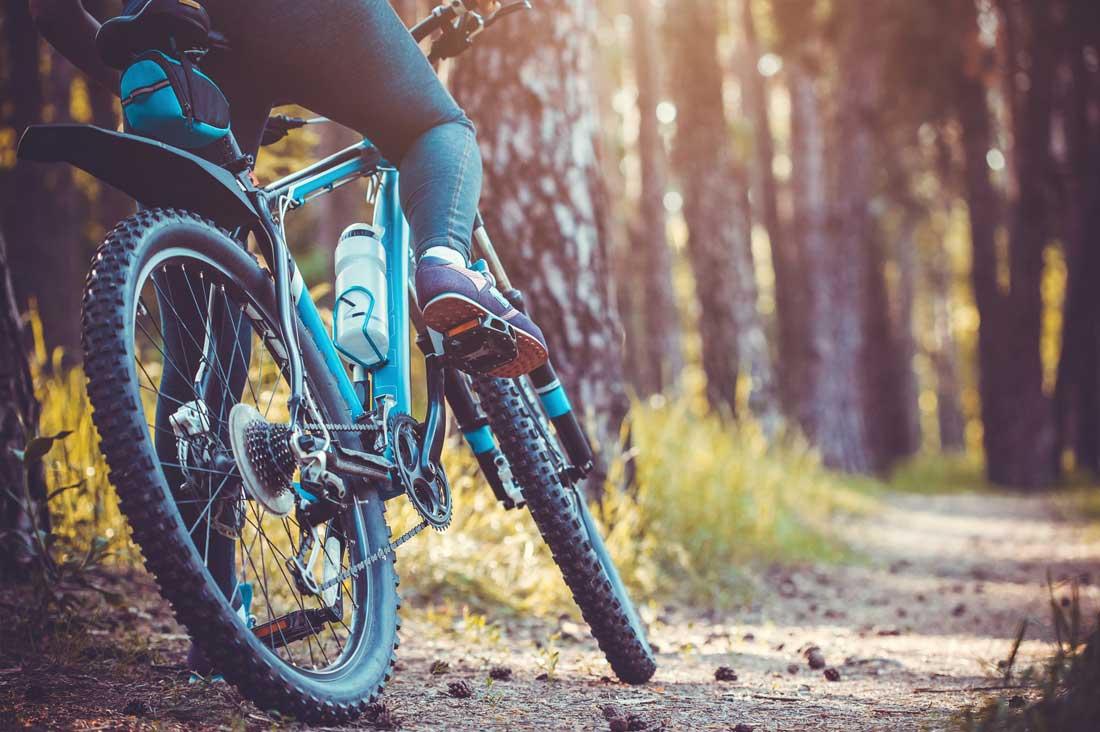 Szlaki rowerowe w Ustroniu